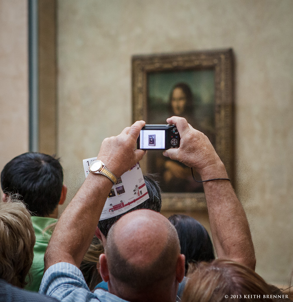 Mona in Focus