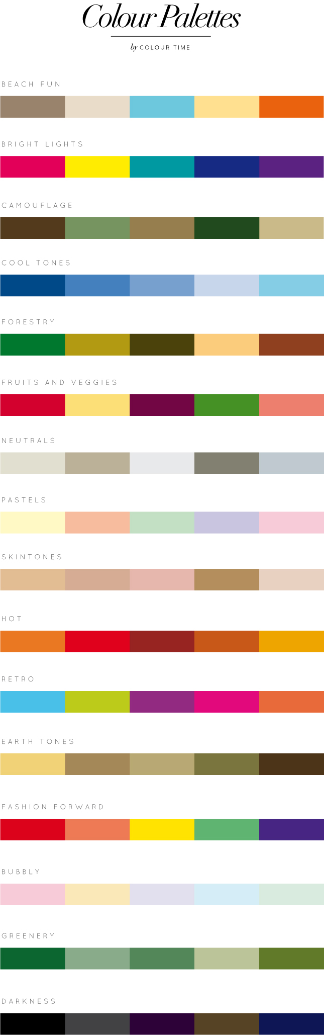 Colour-Palettes