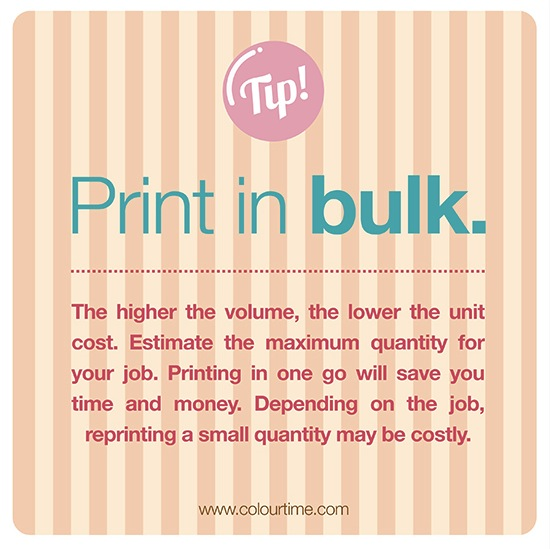 Printing tip of the day