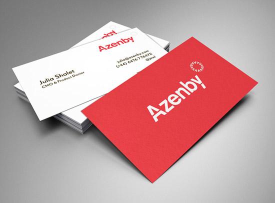 33 creative business card designs colour time printing digital