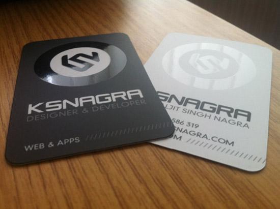 ksnagra business cards