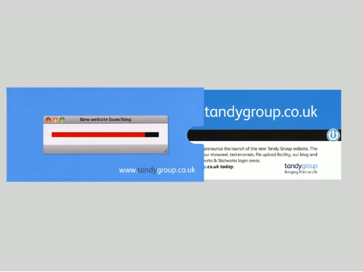 tandy group mailer 2