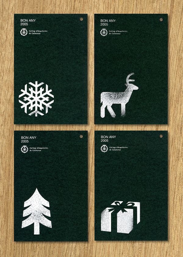 10 creative christmas card designs colour time printing digital christmas card 9 m4hsunfo