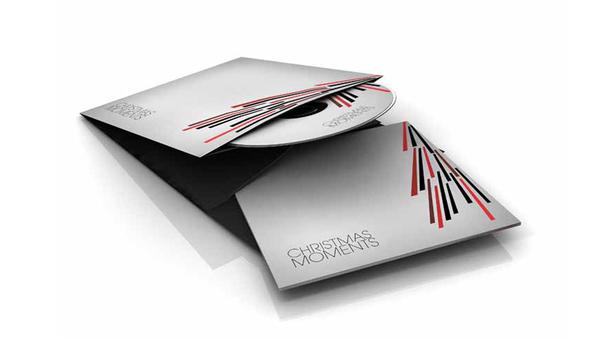 Christmas CD Packaging
