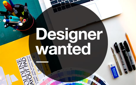 Designer Wanted