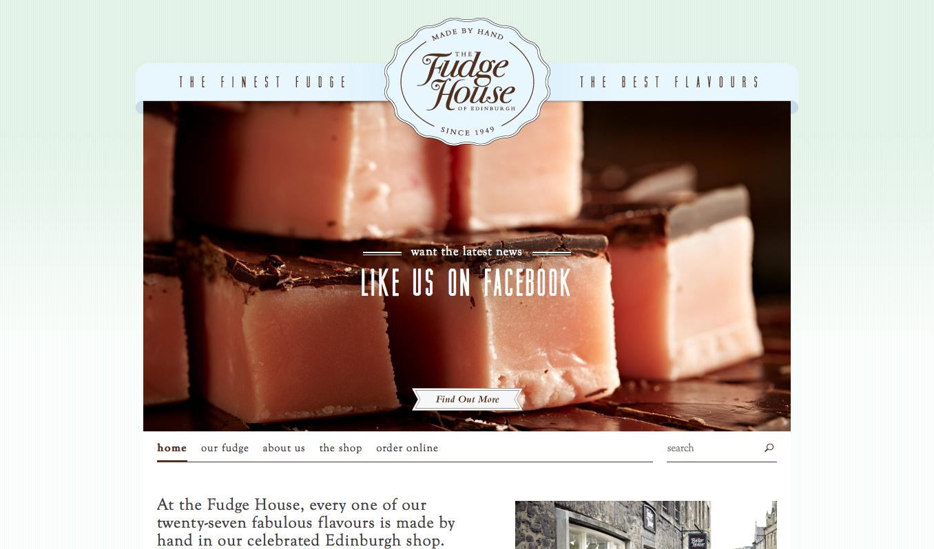 The Fudge House
